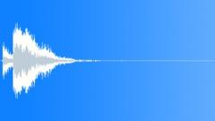 SFX - Metal - Big Plate Objects Impact - 32 - EAR Sound Effect