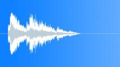 SFX - Metal - Medium Metal Objects Impact - 31 - EAR Sound Effect