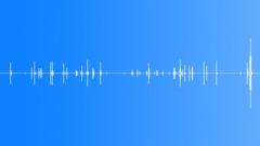 SFX - Metal Crushing - 2 - EAR - sound effect