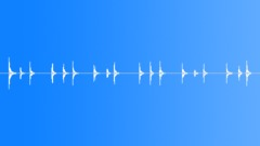 SFX - Metal - Small Bouncing Metal Objects - 2 - EAR Sound Effect