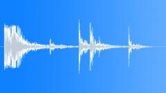 SFX - Metal - pieniä metalliesineitä Impact - 144 - EAR Äänitehoste