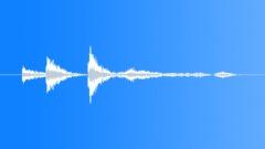 SFX - Metal - Trailing Metal Objects - 44 - EAR Sound Effect
