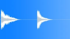 SFX - Metal - Big Plate Objects Impact - 44 - EAR Sound Effect
