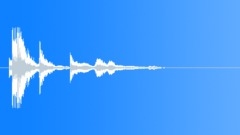 SFX - Metal - Medium Metal Objects Impact - 49 - EAR Sound Effect