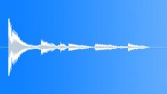 SFX - Metal - pieniä metalliesineitä Impact - 160 - EAR Äänitehoste