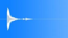 SFX - Metal - pieniä metalliesineitä Impact - 191 - EAR Äänitehoste