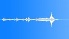 SFX - Metal - Trailing Metal Objects - 48 - EAR - sound effect