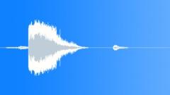 SFX - Metal - Big Plate Objects Impact - 46 - EAR Sound Effect