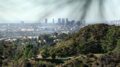 Griffith Park 03 HD Stock Footage