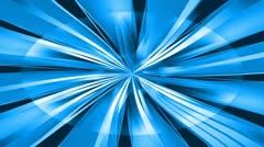 Creative burst blue 02 Stock Footage