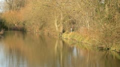 Oxford Canal Stock Footage