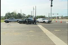Slidell Police 1 Stock Footage