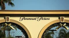 Paramount Pictures 02 HD Stock Footage