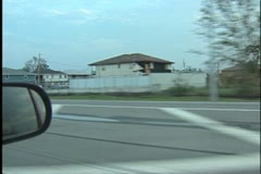 Driving 1 Stock Footage