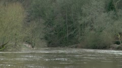 River Severn Stock Footage