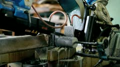 Band-saw Stock Footage