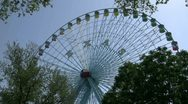 Stock Video Footage of Ferris Wheel