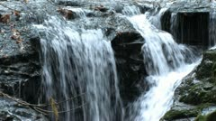 Waterfall 6 Stock Footage