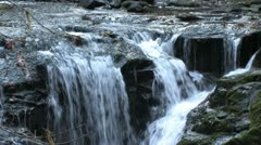 Waterfall 9 Stock Footage