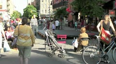 New York City Festival 2 - stock footage