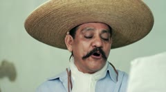 Mexico Speech Stock Footage