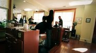 Stock Video Footage of Hair Salon