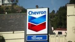 Stock Video Footage of Chevron 02 HD
