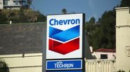 Stock Video Footage of Chevron 02 HD