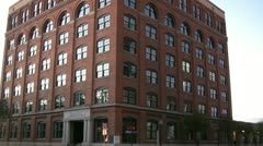 Sixth Floor Museum Dallas Texas - stock footage