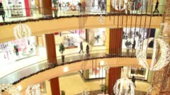 Mall31 Stock Footage
