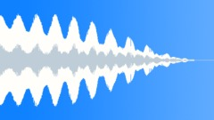 Analog game descending bonus - sound effect