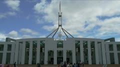 Canberra Stock Footage