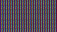 abstract background of TV screen close-up - stock footage