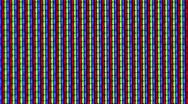 Abstract background of TV screen close-up Stock Footage