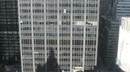New York Buildings Shadow Timelapse Stock Footage