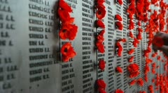 Australian War Memorial-1 Stock Footage