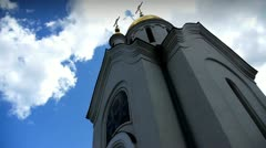 Stock video footage little Church Stock Footage