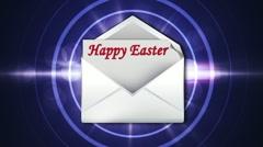 Hyvää pääsiäistä Letter 1 - HD1080 Arkistovideo