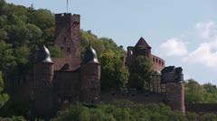 Castle 1 Stock Footage