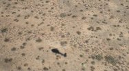 Helicopter Shadow Stock Footage