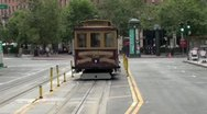 Stock Video Footage of San Francisco Tram
