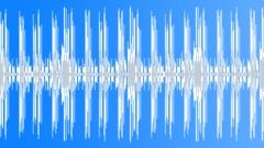 Street Beat (126 bpm Loop) - stock music