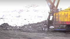 Stock video footage heavy Machinery Stock Footage
