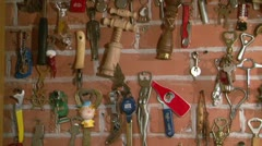 Collection openers Stock Footage