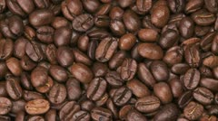 Coffee Beans ccw  Stock Footage