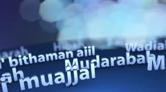 Islamic Banking Stock Footage