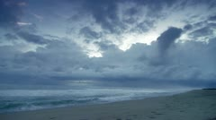 Storm Coming Stock Footage