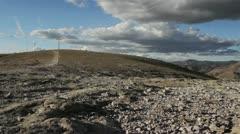 Sierra Madre en Mexico Stock Footage