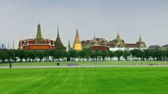 Grand Palace Stock Footage