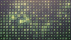 Pinboard Squares - stock footage